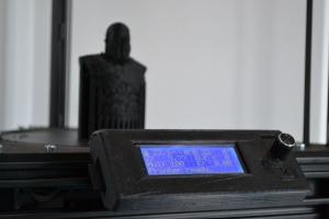 Imprimanta 3d Delta 220mm UNDA5
