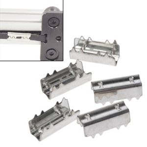 Clips prindere / blocare curea T2 Gt2 T2.5 mm0