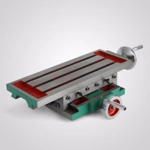 Masa reglabila in 2 axe de precize pentru frezat sau routat manual cu 2 axe 210x110 mm2