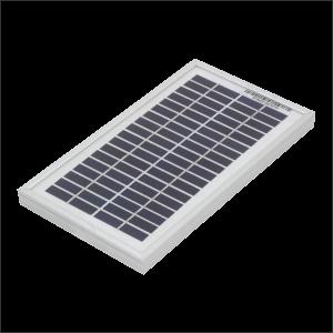 Panou Solar 251X140X17mm 3W 18.2V  fotovoltaic siliciu policristalin [0]