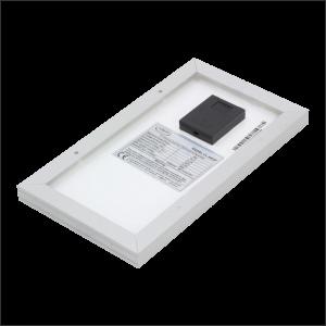 Panou Solar 251X140X17mm 3W 18.2V  fotovoltaic siliciu policristalin [1]