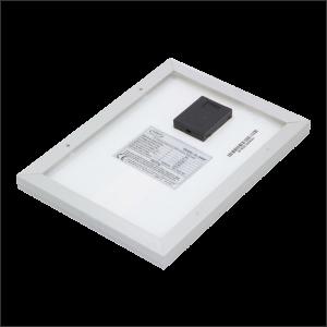 Panou Solar 251X186X18mm 5W 18.2V celulă fotovoltaică siliciu policristalin1