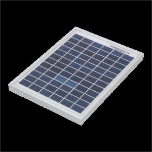 Panou Solar 251X186X18mm 5W 18.2V celulă fotovoltaică siliciu policristalin0