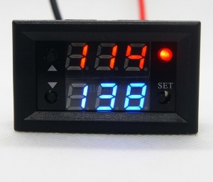 Releu de timp timer temporizator regabil 12V0
