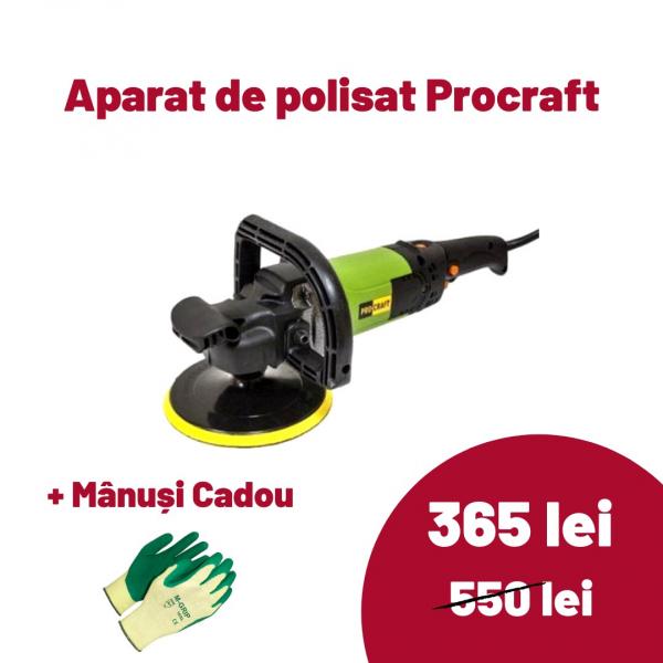 Aparat de polisat PROCRAFT PM2100 [0]
