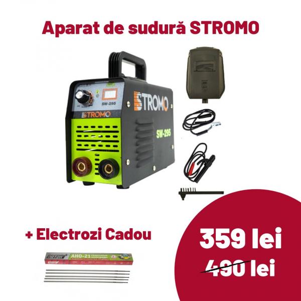 Aparat de Sudura - Invertor STROMO SW 295 [0]