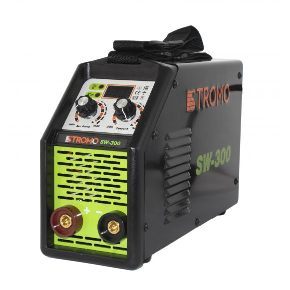 Aparat de sudura Invertor STROMO SW300, 300 Ah, electrod 1.5-5mm [3]