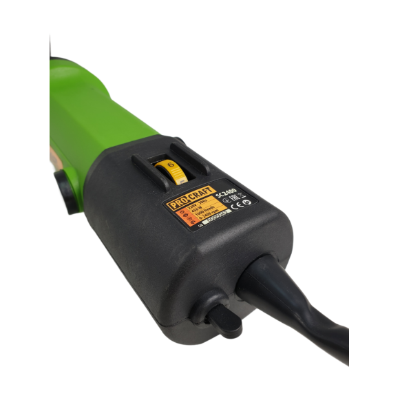 Aparat tuns oi Procraft SC2400 de mana, 450 W, 2400 RPM, 76 mm [4]