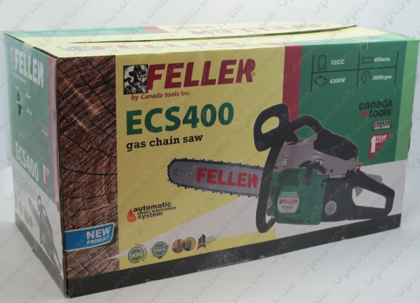 Drujba pe Benzina, 4.8 CP, 4300W Feller [5]