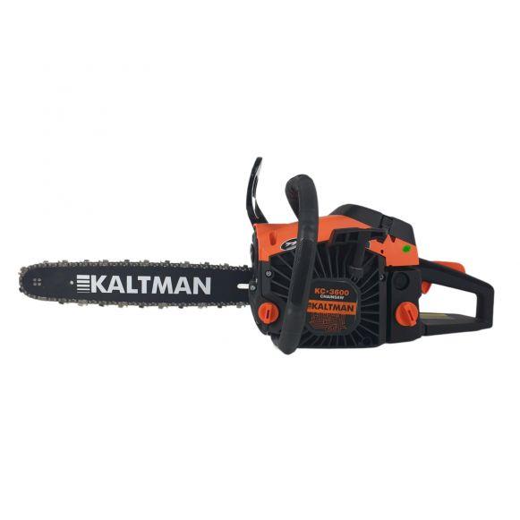 Drujba benzina Kaltman kc-3600, 5.2 CP, 8500 rpm, 52 CC, Lama 45 cm [4]