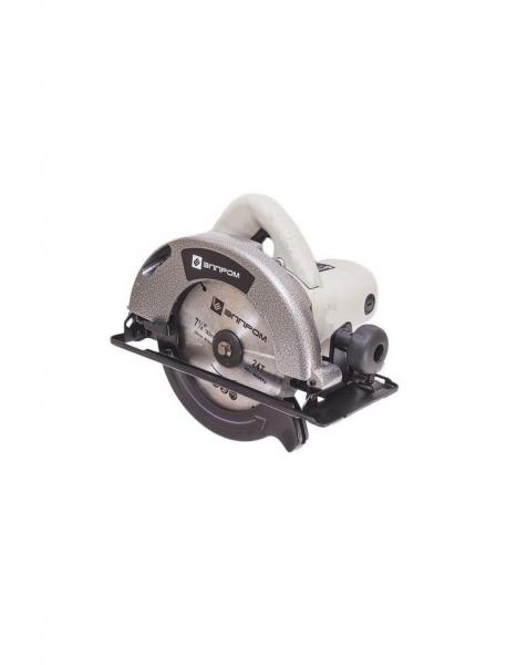 Fierastrau Circular ELRPOM EDP 1400W, 185mm, 60mm, 44mm, 5000 Rpm, de mana [0]