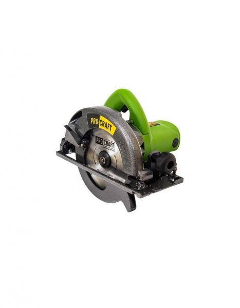 Fierastrau circular Procraft KR1400, 1400 W, 5000 RPM [0]