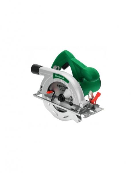Fierastrau circular STATUS CP165C, 1300 W, 5000 RPM, 55 mm [0]