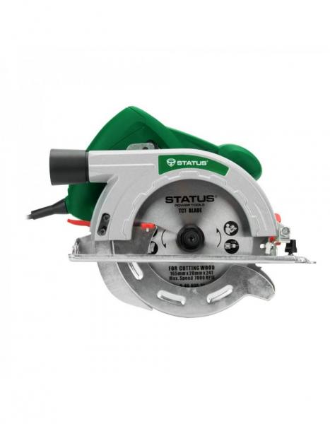 Fierastrau circular STATUS CP165C, 1300 W, 5000 RPM, 55 mm [1]