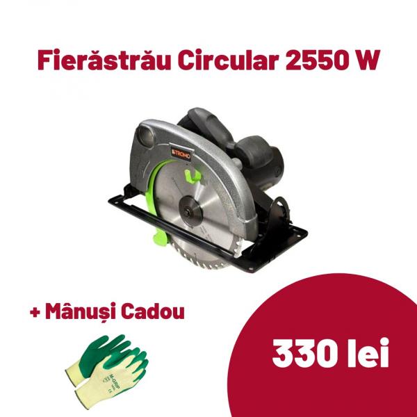 Fierastrau circular STROMO SC2550 Italia, 2550W [0]