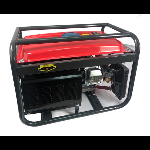 Generator pe Benzina Elefant ZH 2500, Monofazat, 2.2 kW, 230 V, 1 Cilindru, 4 timpi, Racire cu aer [1]
