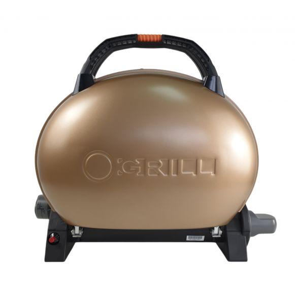 Gratar pentru Camping pe gaz O-Grill, Model 500, Rosu, 2.7 kW, 1065 cm² [9]