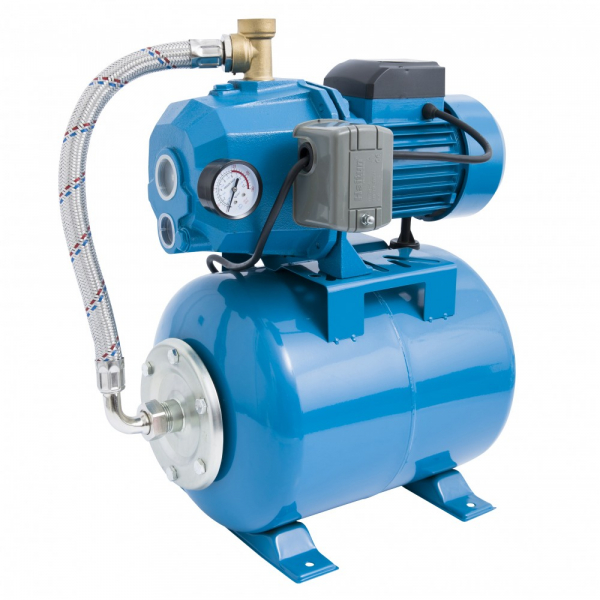 Hidrofor de mare putere Elefant Aquatic AUTODP255, 1150 W, 50 l/min, rezervor 24 l, inox-otel [0]