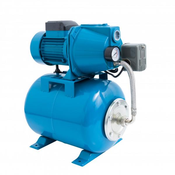 Hidrofor de mare putere Elefant Aquatic AUTOJET80S, 1000 W, 50 l/min, rezervor 25 l, inox-otel [0]