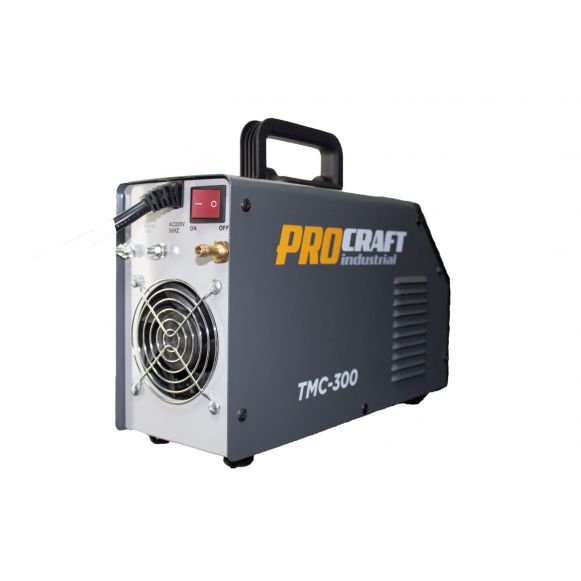 Invertor Plasma Procraft Germany TMC 300, 3 in 1, MMA, TIG, PLASMA  Accesorii [3]
