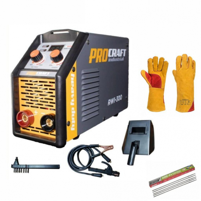 Invertor Profesional Procraft Germany RWI 300, 20-300A [0]
