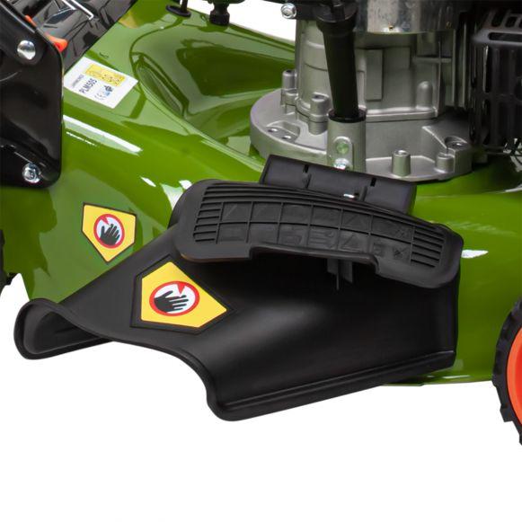 Masina de tuns gazonul Procraft PLM505 Autopropulsie, Volum cos 60l, Benzina, 4.4 CP, 3000 rot/min, 173 cc, cutit rezerva [4]