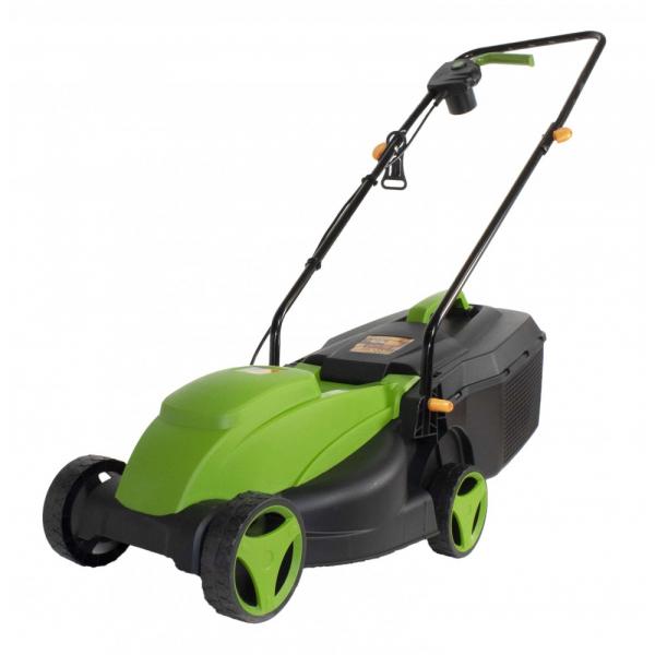 Masina tuns iarba Procraft NM1600, Electrica, 1600W, 3450 rot/min, 30 litri [1]