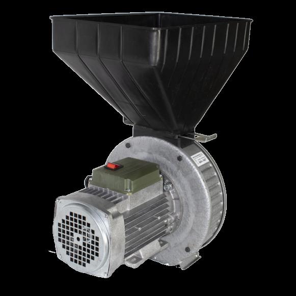 Moara cereale Gazda P71, Uruitor electric de 1.7 kW Cuva Mare, cu 5 cutite [2]