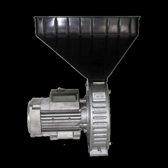 Moara cereale Gazda P71, Uruitor electric de 1.7 kW Cuva Mare, cu 5 cutite [0]