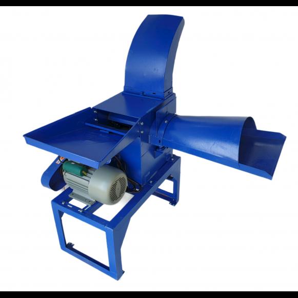Tocatoare furaje + Moara electrica 3 KW, 1000 Kg/Ora, TEMP-10 (F-500) [0]