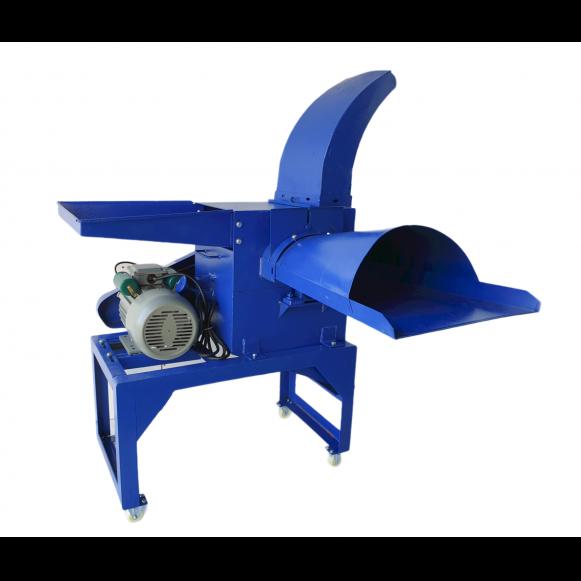 Tocatoare furaje + Moara electrica 3 KW, 1000 Kg/Ora, TEMP-10 (F-500) [3]