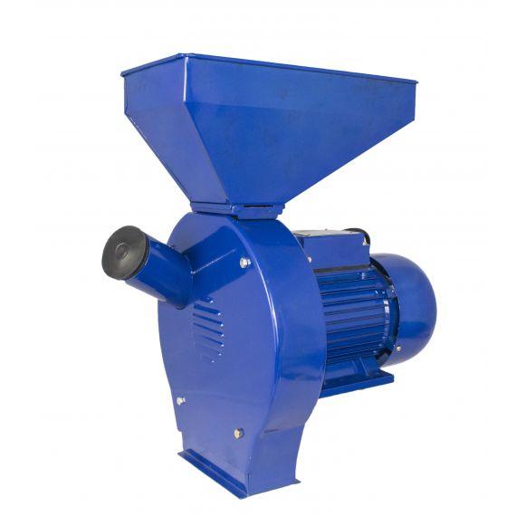 Moara cereale Temp 3, Uruitor electric 2.5 kW, 2800 rpm + site [0]