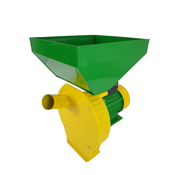 Moara de cereale ME 3400 Cuva Mare 3.4 kW, 3400 rpm + 4 site [0]