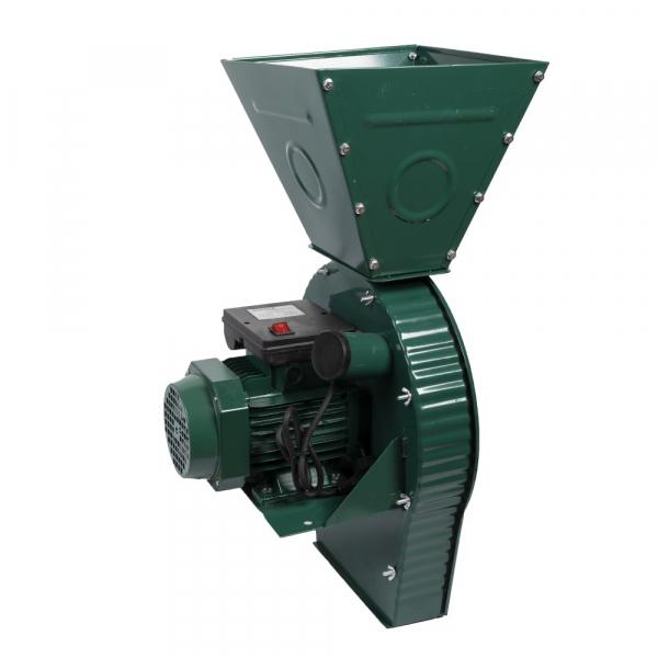 MOARA ELECTRICA CU CIOCANELE FERMER CM-1.8C, 3500W, 500KG/H, 2850 RPM [0]