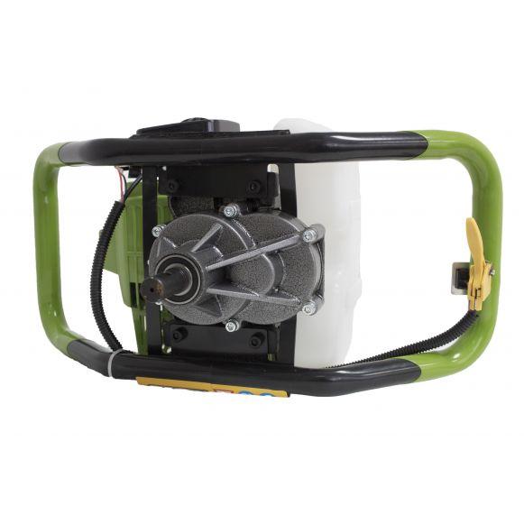 Motoburghiu pamant, 8000 rpm + Burghiu 150x800 mm, Procraft  GD52, 2.0 CP [5]