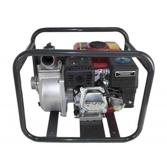 Motopompa, 6.5 CP, 2 Toli, 30 m cubi/H, motor 4 Timpi benzina, max 28 metri, Elefant WP30X [1]