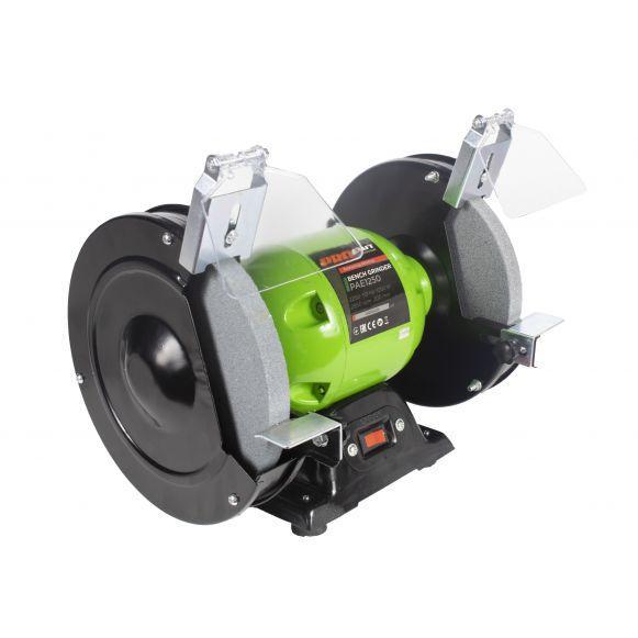 Polizor de banc Industrial PAE 1250, 200 mm, 1250 W, 2950 rpm, Procraft [1]