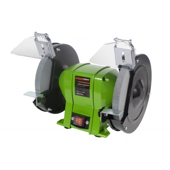 Polizor de banc Industrial PAE 1350, 200 mm, 1350 W, 2950 rpm, Procraft [4]