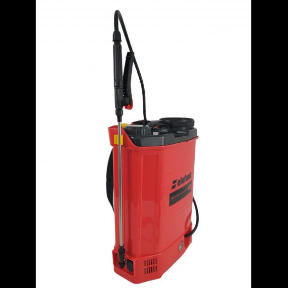 Pompa de stropit cu Acumulator Elefant SE18L, Volum 18l, 12V/8Ah, 3 tipuri de pulverizare [2]