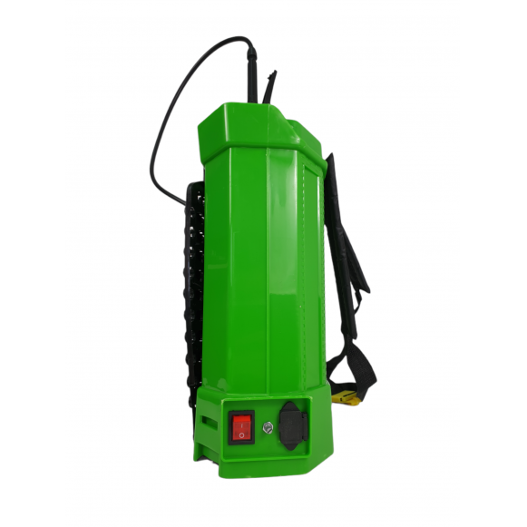 Pompa de stropit electrica PROCRAFT AS12L, 12V, Volum 12 litri, 3 tipuri de pulverizare [2]