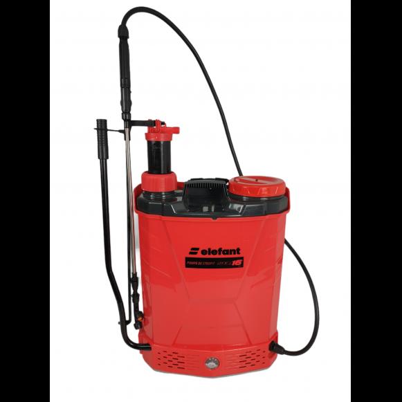 Pompa de stropit Elefant SEM16, 2in1, 12V/8Ah, electrica/manuala, 3 tipuri de stropire [2]