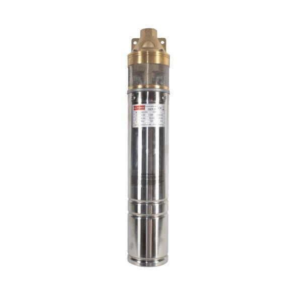 Pompa submersibila Kratos 4SKM-150, 1.5 CP, 41l/min, Turbina dubla, Cupru [1]