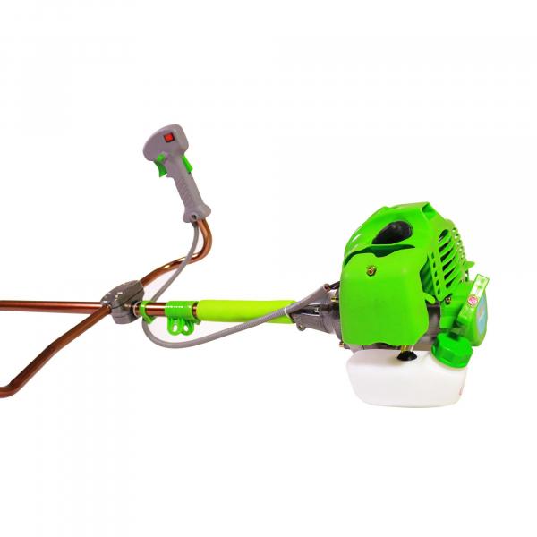 Motocoasa Fermer EBK-3500, cu accesorii incluse si plus sistem de taiere crengi tip drujba [2]