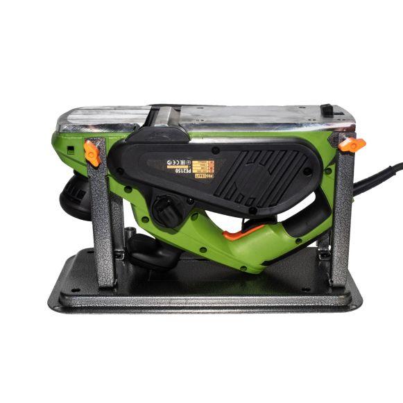 Rindea Electrica cu masa Procraft PE 2150, 2.1 kW, 16000 rpm, 2 cutite + sac colectare [5]
