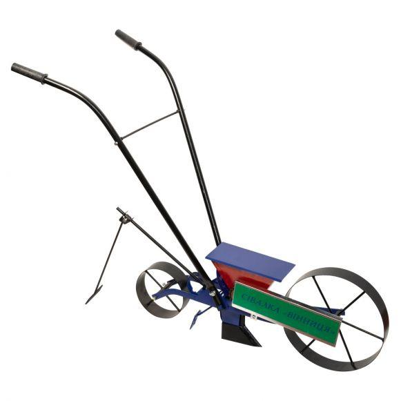 Semanatoare mecanica Vinita tip bicicleta cu un rand [0]