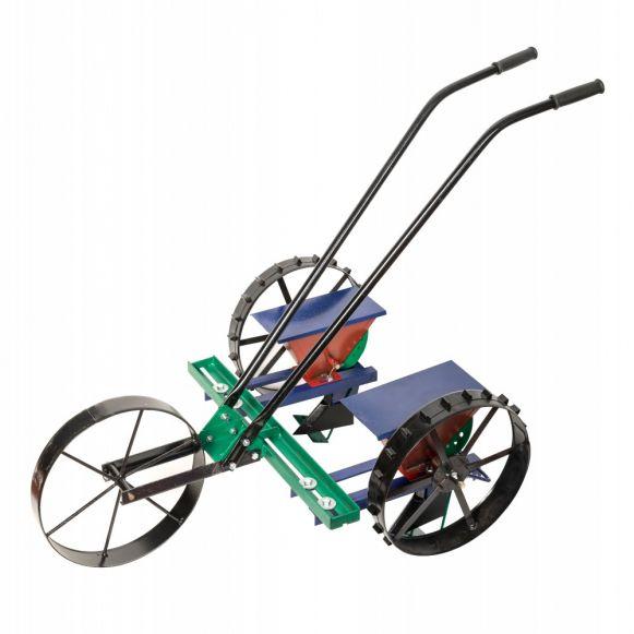 Semanatoare mecanica Vinita tip bicicleta cu Doua randuri, Ucraina, Varietate Larga de Sminte [0]