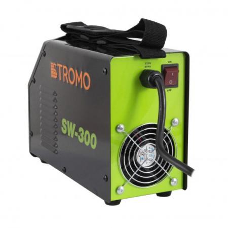 Aparat de sudura Invertor STROMO SW300, 300 Ah, electrod 1.5-5mm [4]