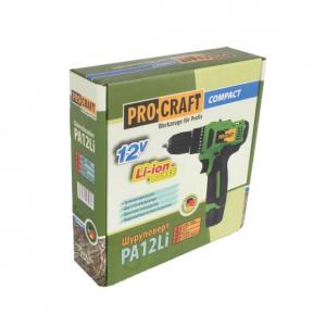 Autofiletanta Procraf Compact PA12Li, 12V, 1.5 Ah + 2 acumulatori, Model 2020 [2]