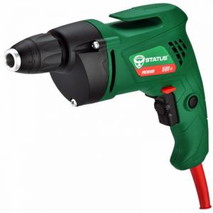 Bormasina rigips STATUS SD550, 550W, cu variator, 4200RPM, ITALIA [0]