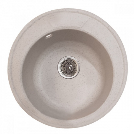 Chiuveta Bucatarie Granit Bej HB8301-G322, 490x180 mm [0]